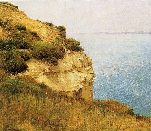 Színyei Merse Pál- Balaton a tihanyi partról
