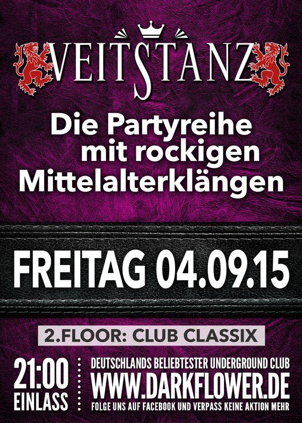 04.09.2015 – Veitstanz   Club Classix  www.darkflower.de
