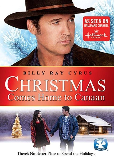 Billy Ray Cyrus & Gina Holden & Neill Fearnley-Christmas Comes Home To Canaan