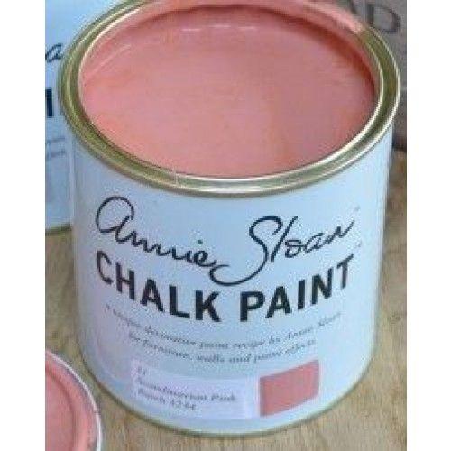 Annie Sloan krijtverf Scandinavian Pink 1 liter