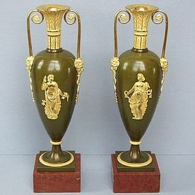 Chapter 2 - French Empire vases
