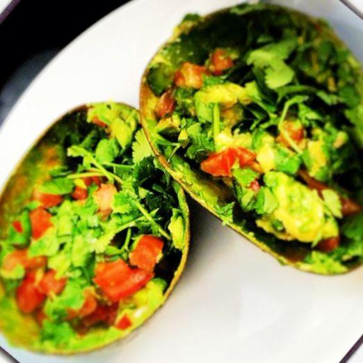 Raw & Vegan Tex Mex Craving.. Satisfied!