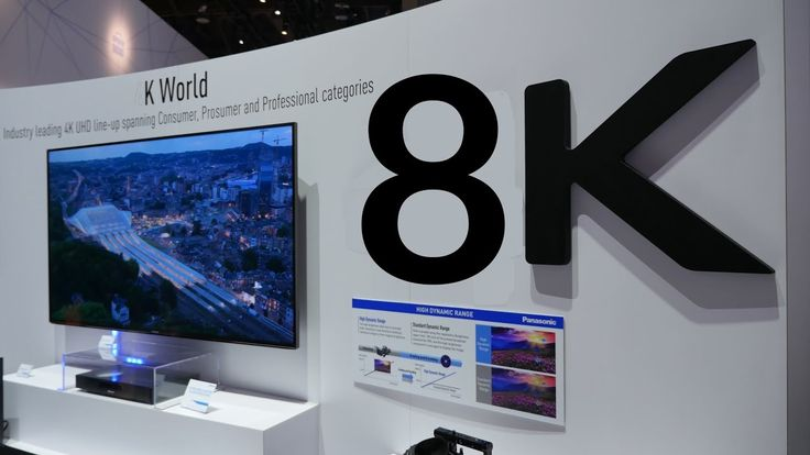 Skip 4K TVs - Gaming at 8K Resolution Is Coming - CES 2017