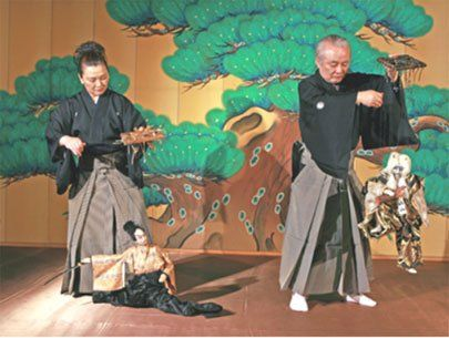 """Japanese theater to bring marionette performances to Hanoi Minh Nga By Minh Nga - The Saigon Times Daily A Japanese marionette performance - PHOTO: COURTESY OF ORGANIZER Artists from Japan's Marionette Theater Youkiza will put on their marionette performances at Vietnam Puppetry Theater in Hanoi on March 21 and 22 in line with the """"Marionette…"""