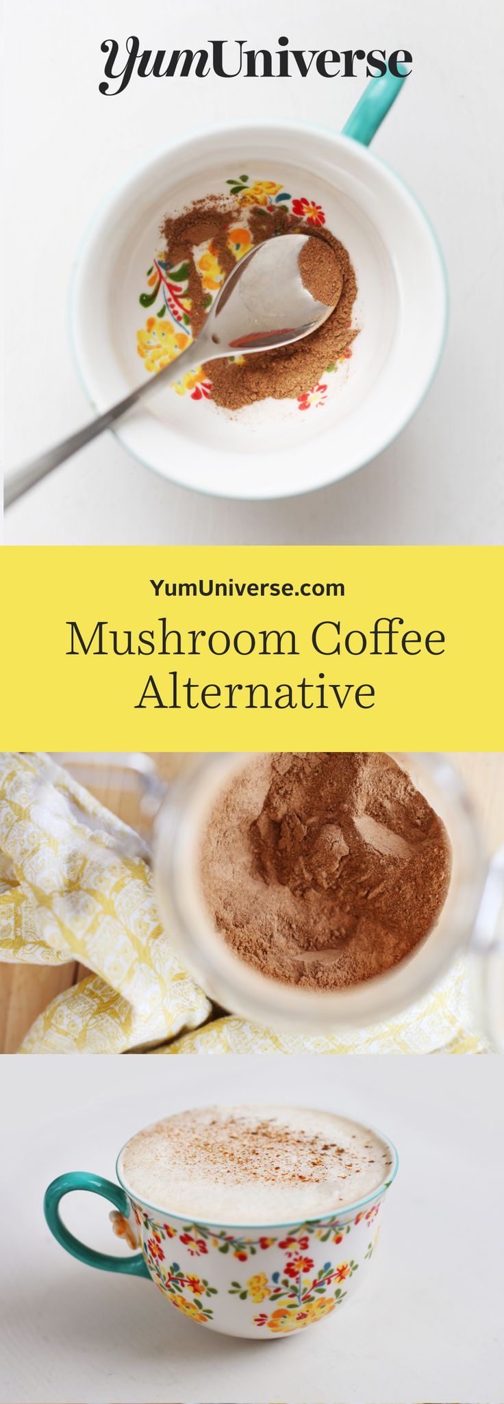 Jj Royal Coffee Cinnamon Latte Bulk Bag 62 Best Milks Images On Pinterest Vegan Recipes Vegetarian Food Make Your Own Mushroom Notcoffee Alternative With This Recipe From Yumuniverse