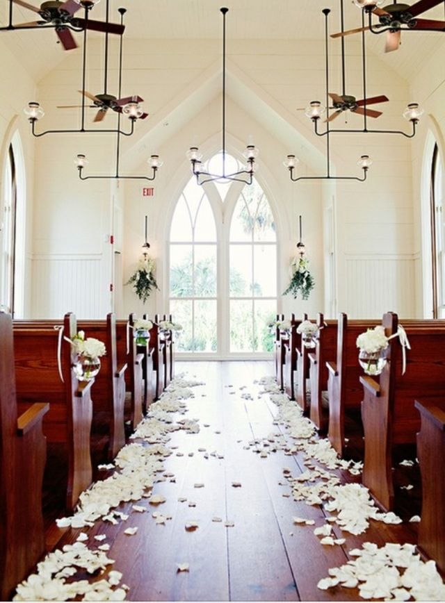 church wedding decorations candles%0A Best places to have a rustic wedding