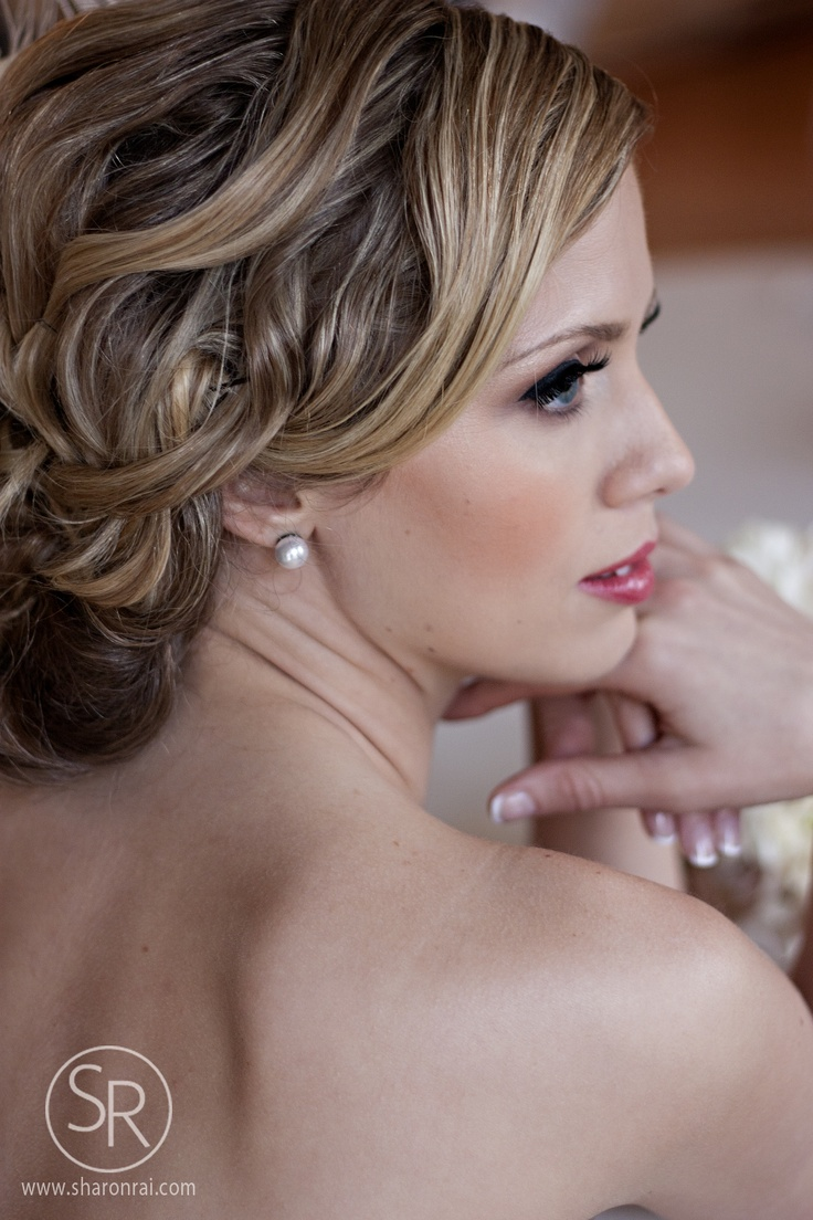 362 Best Wedding Hair / Makeup U0026 Nails - Vancouver Island Images On Pinterest | Vancouver Island ...