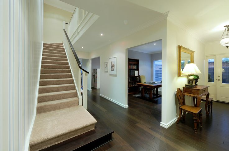Hampton Style Homes Balustrade and Stairs, by the team at nhbb.com.au