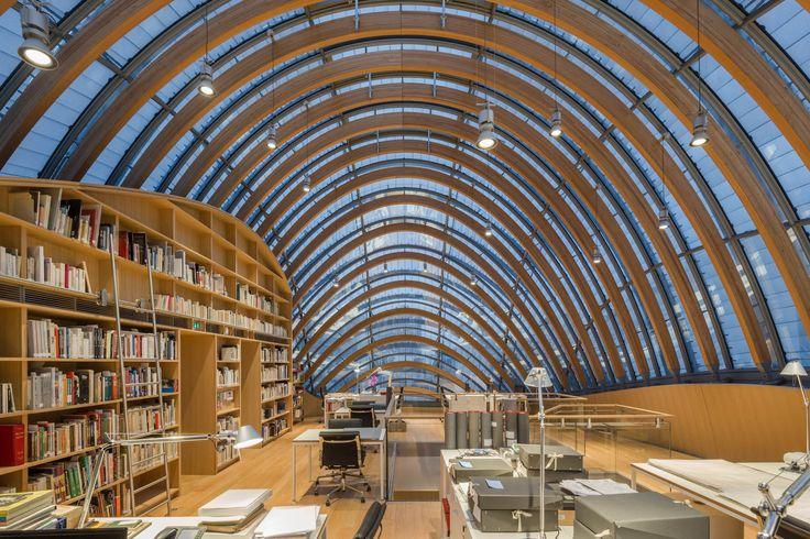 Renzo Piano Building Workshop / Fondation Jérôme Seydoux-Pathé / Paris 13ème   11H45