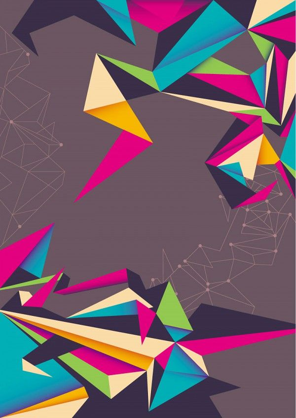 Origami Design Poster Google Search