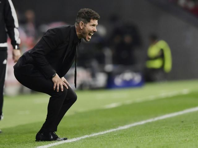 Blamage gegen Qarabag: Atletico-Trainer Simeone fordert Siege