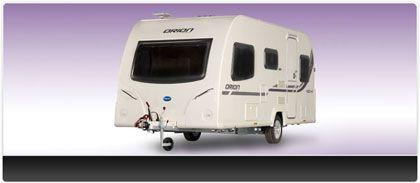 Bailey Caravans - New Bailey Caravans from United British Caravans