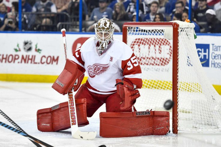Jimmy Howard placed on seven day injured reserve = The Detroit Red Wings have started to move on from using Jimmy Howard as their exclusive starter in net, but he's still an important part of their goaltending depth. That means.....