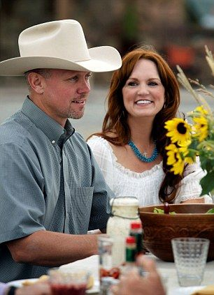 Ladd Drummond Ranch Pawhuska Oklahoma | Ree and her husband Ladd at their home in Tulsa, Oklahoma; their ranch ...