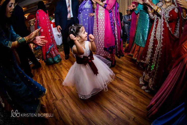 children dancing at wedding reception (Kristen Borelli Photography, Pakistani Wedding, Vancouver Island Wedding Photography, Victoria Wedding Photography, Nanaimo Wedding Photography, Prince George Wedding Photography)