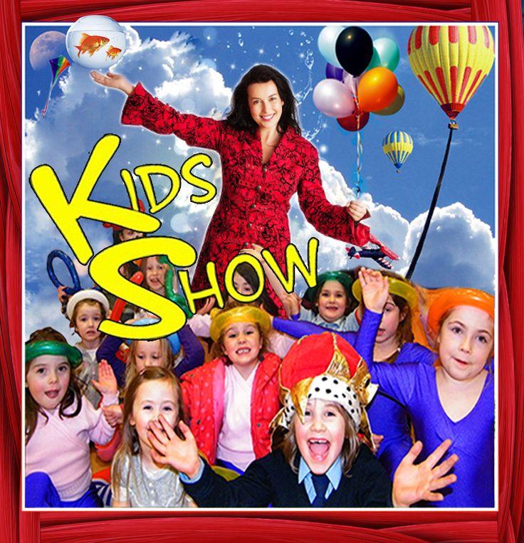 The best kids entertainer in Ireland