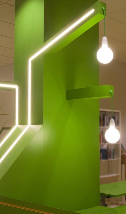 PS Arkitektur » library furniture