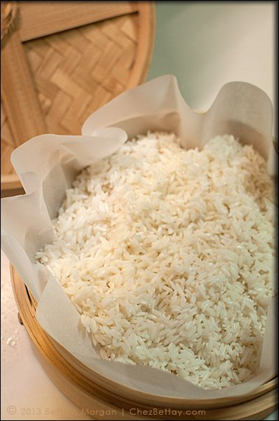 4 Minute Thai Sticky Rice In A Pressure Cooker Pressure Cooker Recipe Pinterest Butter