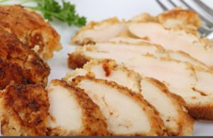 how to cook boneless skinless chicken breast in air fryer