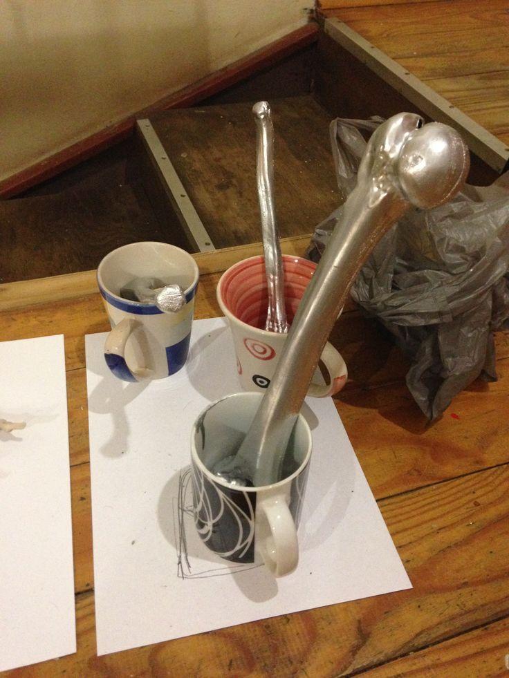 Skeleton Rebuild  Artist-Franscois Potgieter