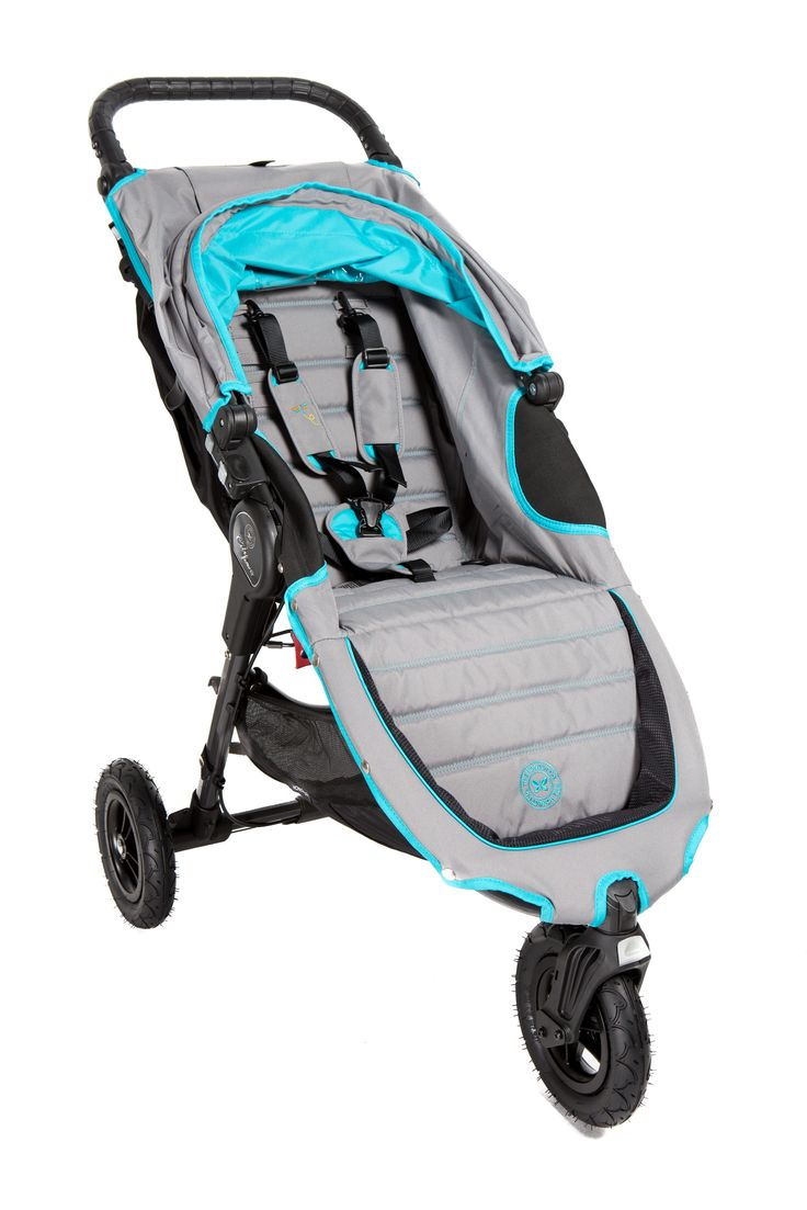 Honest City Mini GT Stroller   Collaboration with Baby Jogger #quickfold #baby