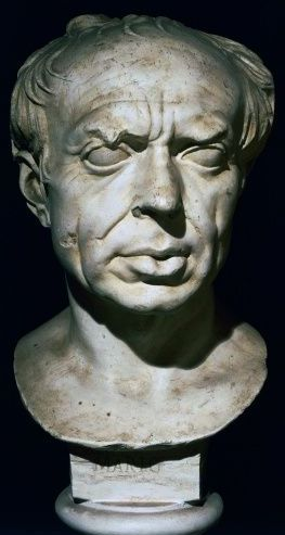 Gaius Marius, Roman General And Politician.