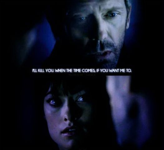 13 and House...this makes me sad...