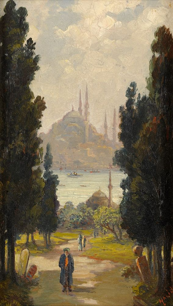 View of Istanbul (Halil Pasa - )