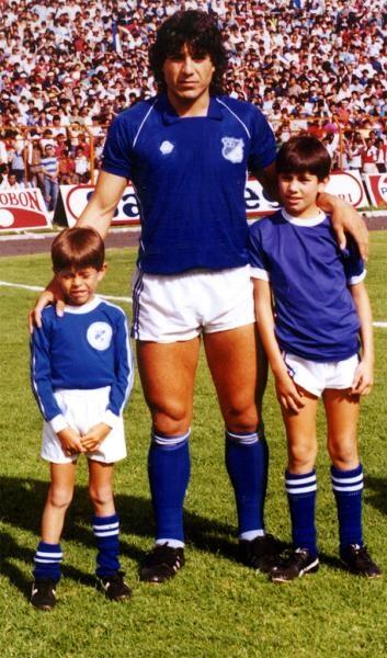 Juan Gilberto Funes en Millonarios