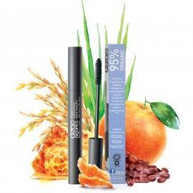 Dizao Natural Organics - 95% Organic Moisturizing Black Mascara