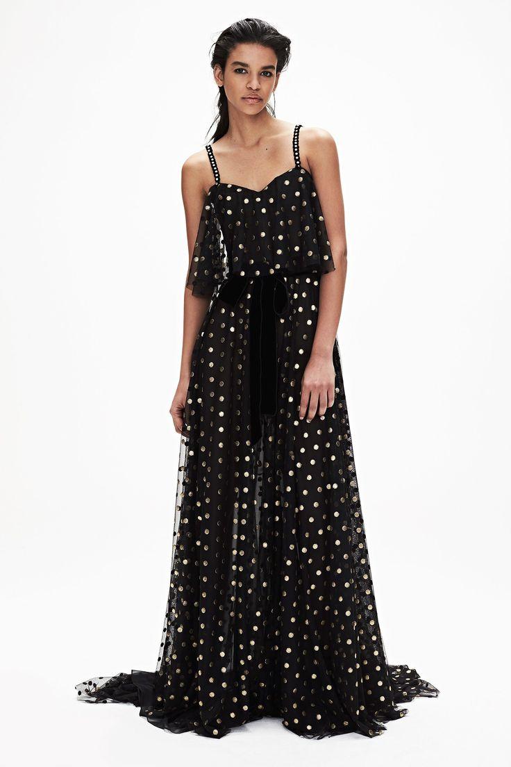 Monique Llhuillier Autumn/Winter 2017 Ready to Wear Collection
