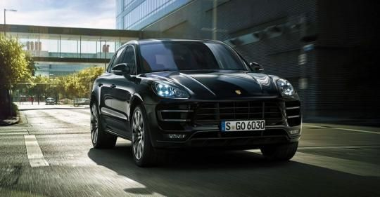 Crossover Porsche Macan 2016 was presented to the public …