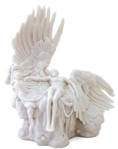 Icarus Statue Greek Mythology