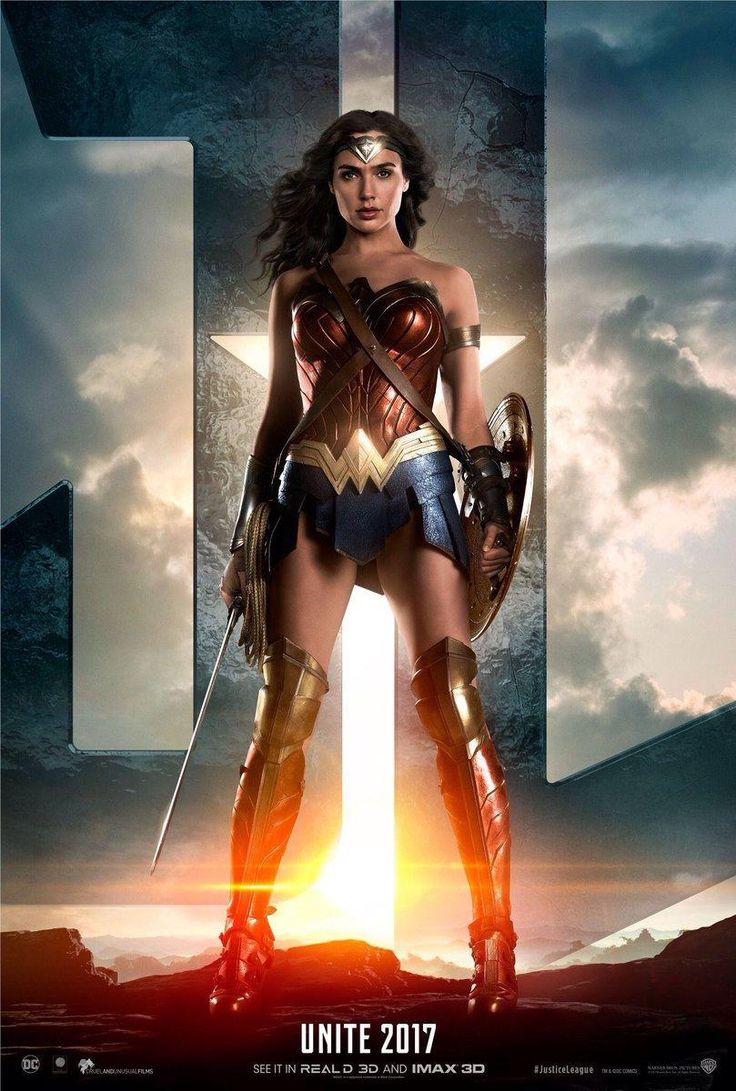 Mujer Maravilla-Liga de la Justicia