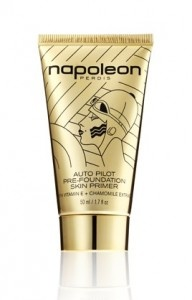 Want: Napoleon Perdis Auto-Pilot Pre-foundation Primer. It's basically chamomile extract, yarrow extract & vitamin E. One of the bet primers out there! Oil free, fragrance free & great for acne prone skin. Super hydrating- you can even use it as your moisturizer.