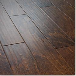 "Engineered Flooring - Style: Birch - Sunset 5"" / Thickness: 1/2"" Random Lengths"