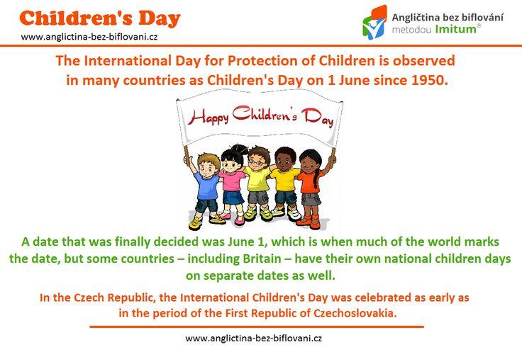 Mezinárodní den dětí (MDD) se poprvé slavil ve více zemích až roku 1950. 👫 MDD je dnem, kdy se po celém světě pro děti konají různé zábavné akce, hry nebo sportovní turnaje. 🎉🎈