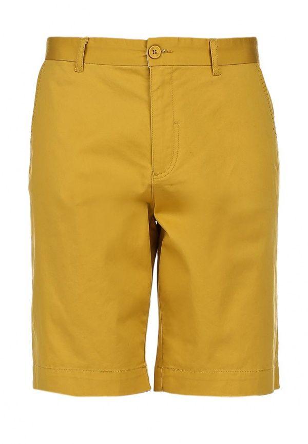 Шорты Tom Farr мужские. Цвет: желтый. Сезон: Весна-лето 2014. С бесплатной доставкой и примеркой на Lamoda. http://j.mp/1l4eQxG