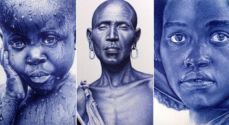 Mais: http://www.yebothis.com/desenhos-impressionantes-feitos-com-caneta-bic-por-artista-ganense/