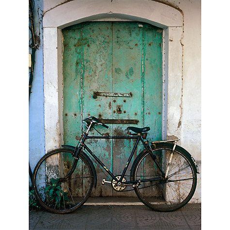 Buy Gill Copeland - Indian Bike Online at johnlewis.com