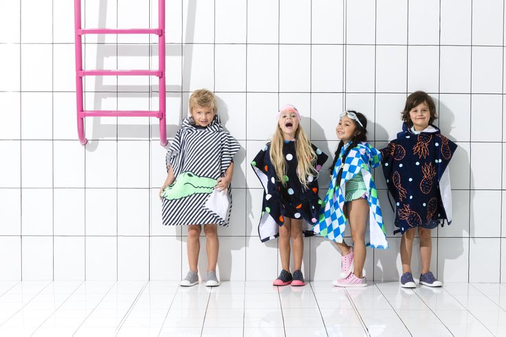 Kids HOODED Towels! Click the image to shop our awesome new Towels #cottononkids #hoodedtowels #shopnow