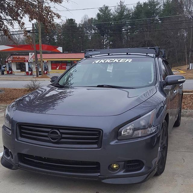 The 7th Gen Nissan Maxima Life @empire_7gm on Instagram photo January 7