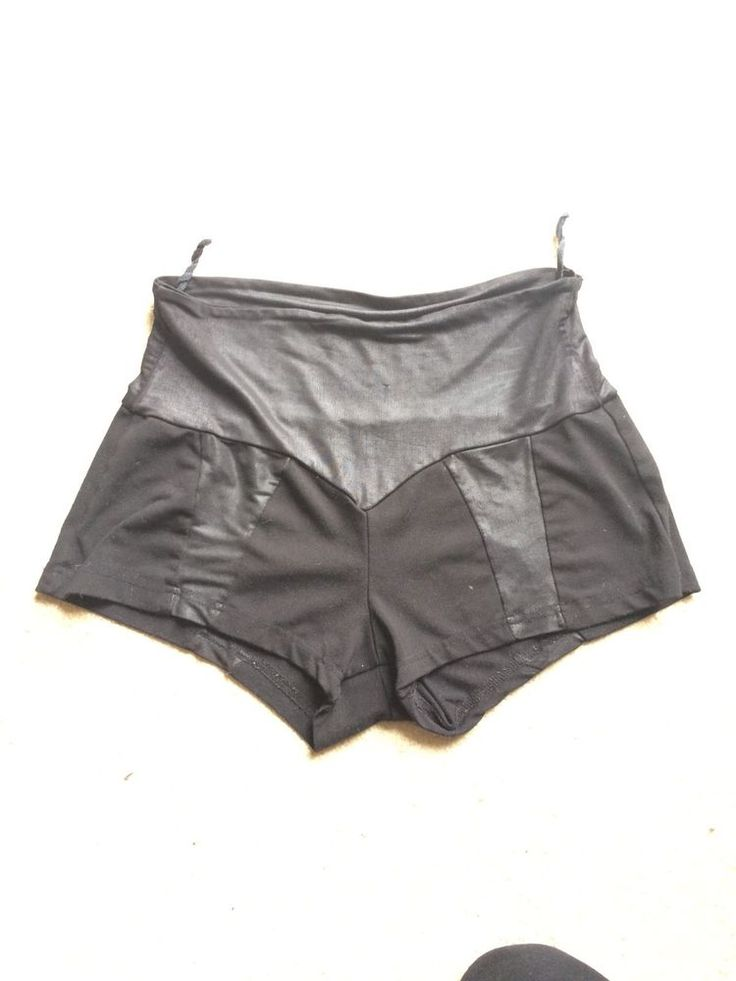 Cyberdog xxx Hotpants Wetlook Cyber Dog Camden Used/ Worn #Cyberdog