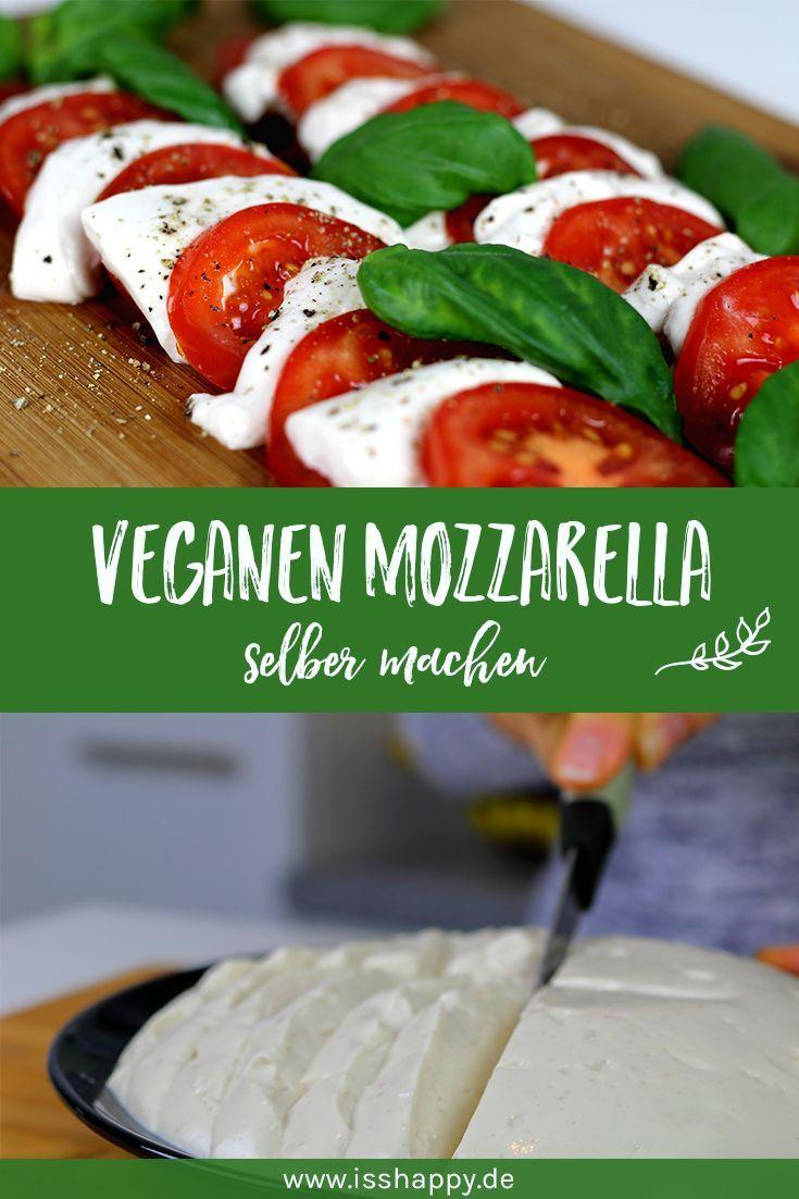 Veganer Mozzarella aus Cashews – V Change Makers – Vegane Rezepte | Neue vegane Produkte | Vegane Schwangerschaft | Vegane Fakten |