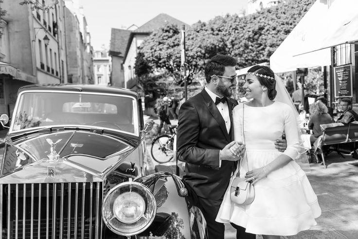 Wedding style - vintage - My Dream Intimate Wedding In Paris