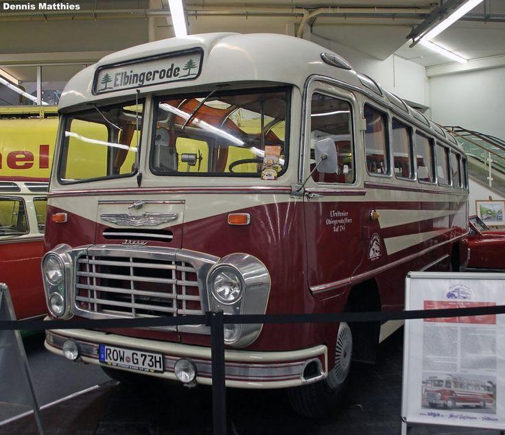 Ikarus Bus by Mechanicman.deviantart.com on @deviantART