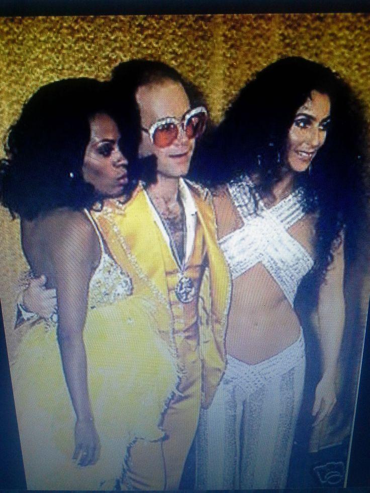 Diana Ross---Elton Joh...