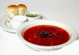 Деня Красный :    Суп из борщаДеня Крас...