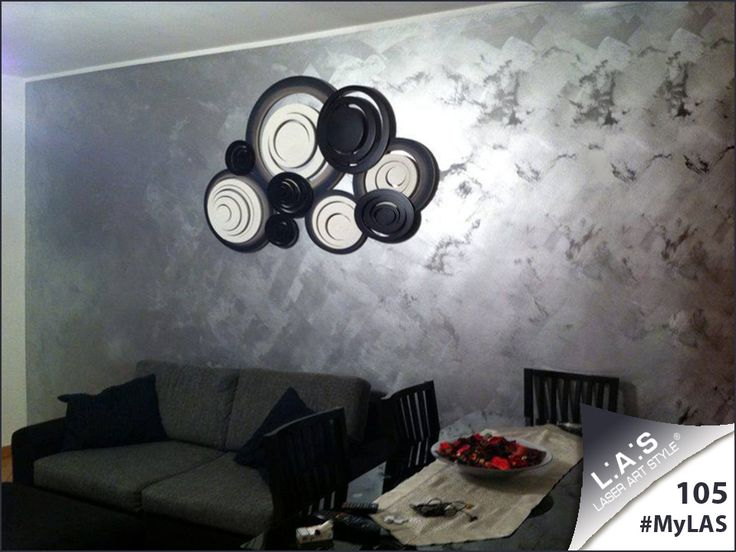 #MyLAS Welcome to Patrizia's #home! #livingroom #design #homeinspiration #interiors #elegance http://www.laserartstyle.it/home/gallery/my-las/ ABSTRACT WALL SCULPTURES | CODE: SI-183 | SIZE: 150x100 cm | COLOUR: white - black - black decoration - matched engraving