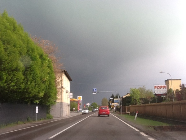 Bad weather in Bologna, ITALY | EXTREME WEATHER | Pinterest